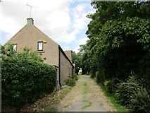 SK5276 : Old Hall Lane by Jonathan Thacker