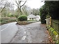 ST8905 : Langton Long, South Lodge by Mike Faherty