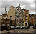 TQ3182 : Farringdon Lane, Clerkenwell by Julian Osley
