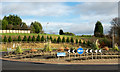 NZ2647 : Roundabout on A167 near Nettlesworth by Trevor Littlewood