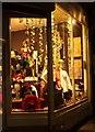 ST5774 : Clothing shop, Cotham Hill by Derek Harper