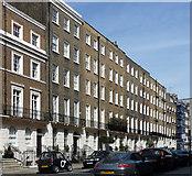 TQ2879 : 5-15 Chester Street by Stephen Richards