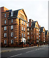 TQ3184 : Samuel Lewis Trust housing scheme, Liverpool Road by Julian Osley