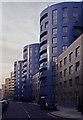 TQ3185 : Queensland Terrace, Holloway, London N7 by Jim Osley