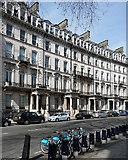 TQ2879 : 11-15 Grosvenor Crescent by Stephen Richards