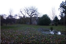SE6250 : Site of Spring Lane Housing by DS Pugh
