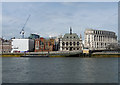 TQ3180 : 40-100 Victoria Embankment by Stephen Richards