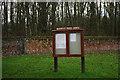 TL3960 : Madingley Parish Council Notices by Stephen McKay