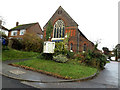 TL1713 : Wheathampstead United Reformed Church by Adrian Cable
