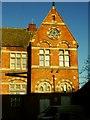 SE3033 : Former Leylands School - detail by Stephen Craven