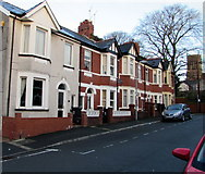 ST3288 : West side of Kensington Grove, Newport by Jaggery