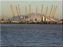 TQ3980 : The O2 Arena by Oliver Dixon