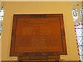 TG1905 : Cringleford War Memorial by Adrian S Pye