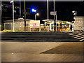 SJ8097 : MediaCityUK Tram Terminus by David Dixon