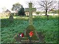 TG3505 : Buckenham St. Nicholas War Memorial by Adrian S Pye