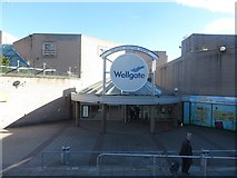 NO4030 : Rear entrance to the Wellgate Shopping Centre, Dundee by Graham Robson