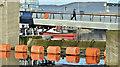 J3474 : The Lagan Weir, Belfast (December 2015) by Albert Bridge
