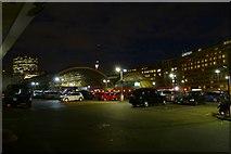 TQ2878 : Station Car Park by DS Pugh