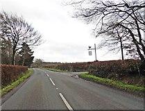 ST2415 : Turning for Farm Lane by Roger Cornfoot