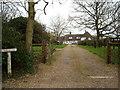 SU0678 : Bushton Lodge by Vieve Forward