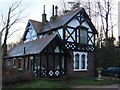 SD5328 : Avenham Park Lodge, Preston by Adam C Snape