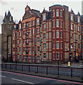 TQ2987 : Whitehall Mansions, Archway by Julian Osley