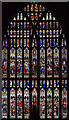 TA0339 : West Window, Beverley Minster by Julian P Guffogg