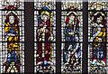 TA0339 : East window detail, Beverley Minster by J.Hannan-Briggs