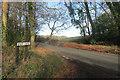 SP8501 : Corner of East Lane by Des Blenkinsopp