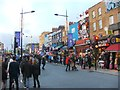 TQ2884 : Camden High Street by Chris Whippet