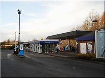 TF1505 : Glinton Service Station by Paul Bryan