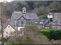 SX8155 : Former paper mill, Tuckenhay by Chris Allen