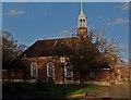 TQ2293 : Chapel, Belmont Mill Hill Preparatory School by Julian Osley