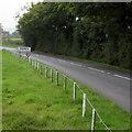 SZ5990 : Ashey boundary sign by Jaggery