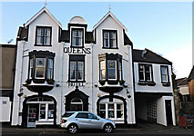 NT1382 : Queen's Hotel by Thomas Nugent