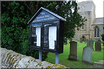 NY9650 : The Parish Church of St. Mary the Virgin, Blanchland by stalked