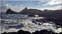 SW6813 : Kynance Cove by Shaun Ferguson