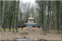 NS2209 : The Pagoda, Culzean Country Park by Billy McCrorie