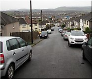 ST3090 : Down Graig Park Avenue, Malpas, Newport by Jaggery