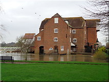 SO8832 : Abbey Mill, Tewkesbury (1) by Jeff Gogarty