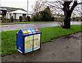 SO8005 : Recycling bin, Gloucester Road, Stonehouse by Jaggery