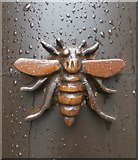 SJ8397 : The Manchester Bee by Anthony Parkes