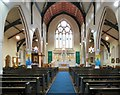 SJ9399 : St Ann's Nave by Gerald England