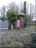 TR2548 : EKR (East Kent Railway) Duty Office by John Baker