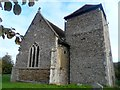 TM2149 : St Botolph's church, Culpho (2) by Bikeboy