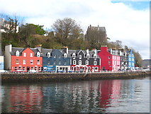 NM5055 : Tobermory waterfront by Rod Allday