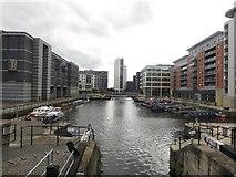 SE3032 : Leeds Dock by Graham Robson
