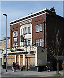 TQ2976 : Former New Portland Arms, Wandsworth Road by Stephen Richards