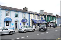 SN4562 : Coloured Houses of West Wales (8) by Nigel Mykura