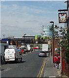 TQ2976 : Pensbury Street by Stephen Richards